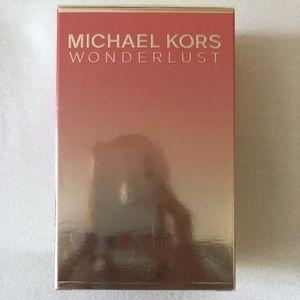 Michael Kors Wonderlust fragrance